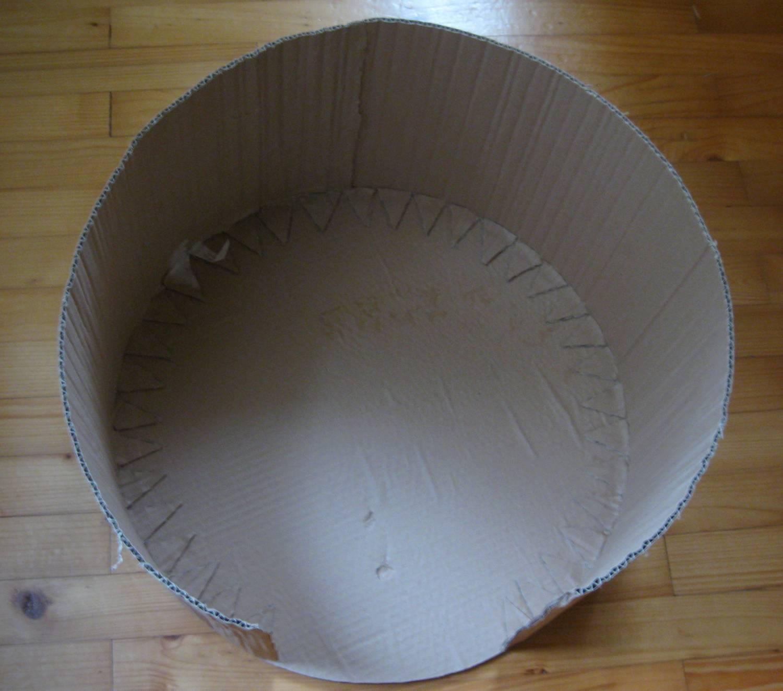 Как сделать круглую коробочку любого размера Ярмарка Мастеров 82
