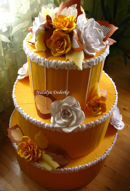 Из чего сделать бутафорский торт своими руками